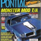 HIGH PERFORMANCE PONTIAC..  APRIL 2004 ISSUE