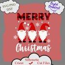 Cute Gnomies shirt design, Merry Christmas Svg, Christmas Gnomes Svg, Cute Gnomies Svg