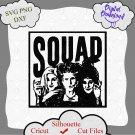 Hocus Pocus Squad SVG, Squad Girl Svg, Sanderson Sister SVG, Halloween Svg, halloween svg