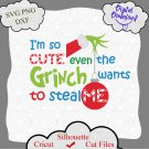 Grinch want to steal me svg, Grinch svg, grinch png, grinch quotes, svg grinch quotes, grinch shirt
