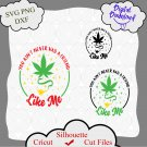 You Ain't Never Had a Friend Like Me svg, Weed SVG, Cannabis Svg, 420 Svg, Legalize Svg, Pot Svg