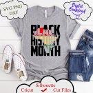 Black History Month Shirts svg, Black History svg, Black Lives Matter svg, Black History Months