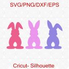 Easter svg bundle, Easter bunny svg, Easter cut files, Svg files, Cricut cut files, Silhouette cut