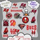 Tampa bay buccaneers bundle logo sport svg, Tampa bay buccaneers bundle svg, Nfl svg