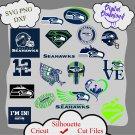 Seattle seahawks bundle logo sport svg, Seattle seahawks  bundle svg, Seattle seahawks  logo svg