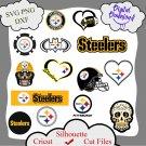 Pittsburgh steelers bundle logo sport svg, Pittsburgh steelers bundle svg