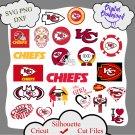 Kansas city Chiefs bundle logo sport svg, Kansas city Chiefs bundle svg, Nfl svg, NCAA Svg