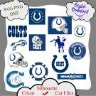 Indianapolis colts bundle logo sport svg, Indianapolis colts bundle svg, Nfl svg, NCAA Svg