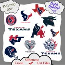 Houston Texans bundle logo sport svg, Houston Texans bundle svg, Nfl svg, NCAA Svg