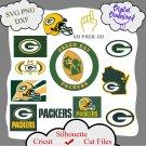 Green bay Packers bundle logo sport svg, Green bay Packers bundle svg, Nfl svg, NCAA Svg