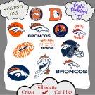 Denver Broncos bundle logo sport svg, Denver Broncos bundle svg, Nfl svg, NCAA Svg