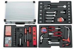 Maxam 158pc SAE Tool Set