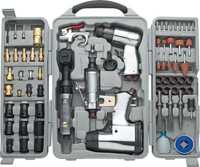 Maxam 71pc SAE Pneumatic Air Tool Kit