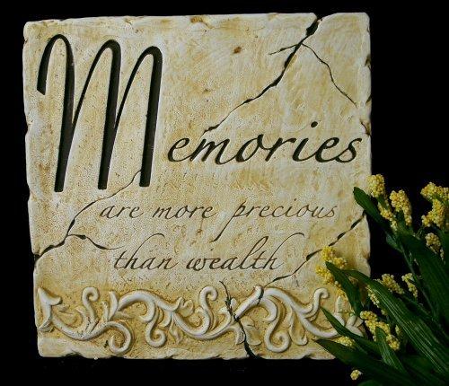 "Inspiration Plaque ""Memories"