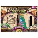 ArtSkills Wood Burning Kit, 53-Piece Set
