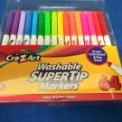 Cra-Z-Art Washable Super Tip Markers - 64 Count