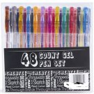 48 Count Gel Pen Set