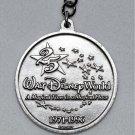 Walt Disney 25th Anniversary Keychain