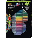 BIC Intensity Permanent Marker Special Edition Collection, Assorted Colors, 46 Count