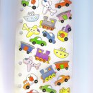 Scrapbooking Sticker STICKOPOTAMUS Toy Automobiles STICKERS Out of Print