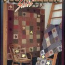 Johanna Wilson Plum Creek Stars Quilting Pattern Book