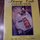 Leisure Arts Beary Cute Collection Supplement to For the Love of Cross Stitch 1995