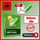 PDF Eraser Pro 2019 digital pdf editor lifetime