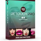 Retouch Pro panel for Photoshop Digital Download