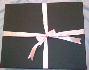 luxurious gift box large