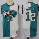 Men's Memphis Grizzlies #12 Ja Morant Blue  jersey