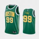 Men's Boston Celtics Tacko Fall #99  Green jersey
