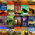 The DUNE Series By Frank & Brian Herbert Complete Audiobooks