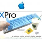 iSkin Xpro PB Apple iBook / PowerBook G4 Keyboard Protector (Blue)