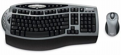 Microsoft msbx-200004 Wireless Optical Desktop 3.0 Keyboard and Mouse Combo (OEM)