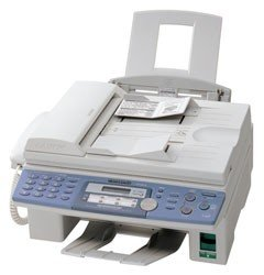 Panasonic KX-FLB756 Flatbed, Multi-Function, Laser Fax Machine