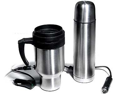 Motokata Stainless Steel Heating Flask