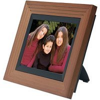 Pacific Digital Memory Frame U30211 8x10 Wireless Digital Picture Frame