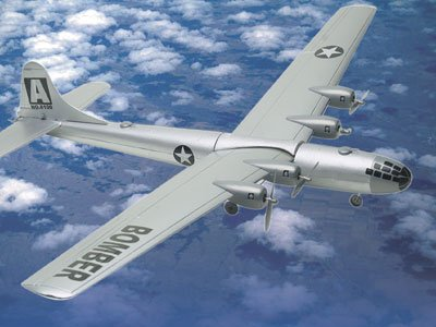 B-29 Superfortress Remote-Controlled Airplane