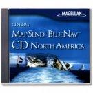 MapSend BlueNav CD Software