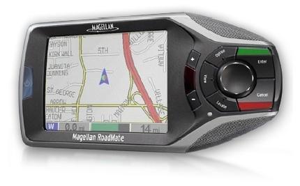 Magellan ROADMATE 700 Portable GPS Receiver Auto Navigation System