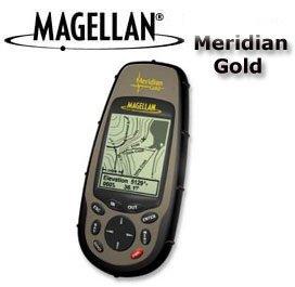 Meridian Gold GPS WAAS ENABLED 16MB DATABASE