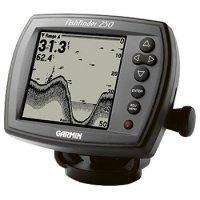 Garmin FishFinder 250 w/Dual Frequency Transducer 200/50khz