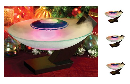 Zen Humidifier LED Lamp with Water Fall Effect