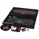 6-in-1 Wooden Casino Game