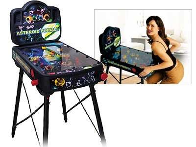 Asteroid Pinball Machine
