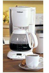 CUISINART COFFEE BAR AUTOMATIC COFFEEMAKER