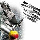 Motokata TK-204 Stainless Steel 5 Piece Knife Set