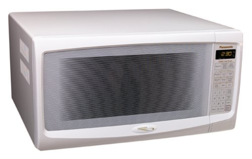 Panasonic NN-S753 Full Size Microwave Oven with Inverter Turbo Defrost