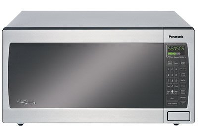 Panasonic NN-T765SF Full-Size Stainless Steel 1.6 Cu. Ft. Microwave Oven