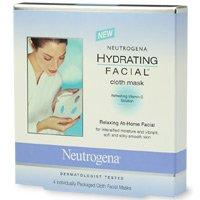 Neutrogena Hydrating Facial Cloth Mask